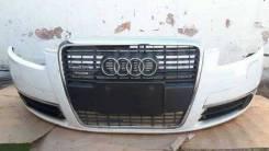 Передний бампер audi a6 c6 2006г quattro