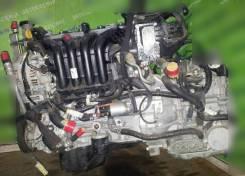 Двигатель ZJ-VEM Mazda Demio DE контрактный оригинал