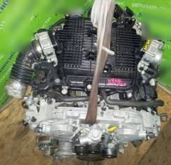 Двигатель VQ37-VHR Nissan контрактный оригинал