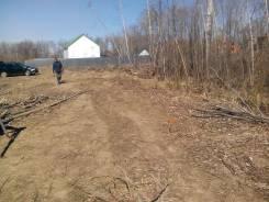 Земельный участок 15 соток Корсаково-1. 1 509кв.м., собственность