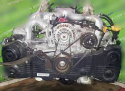 Двигатель EJ204 Subaru Forester контрактный оригинал 49т. км