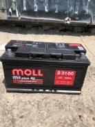 Moll. 100А.ч., производство Европа