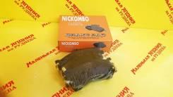 Колодки тормозные AN-447 Nickombo Classik Premium на Баляева PF5239 D3084, BLYM3323Z, GAYR3323ZC, CBY13328ZE