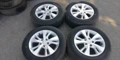 """Колёса оригинальный Honda Vezel 215/60R16. 6.5x16"""" 5x114.30 ET55 ЦО 64,1мм."""