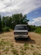Nissan Vanette. Продаётся грузовик , 2 200куб. см., 1 000кг., 4x4