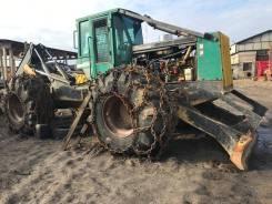 Timberjack. Трелевочный трактор Скиддер 460 DG, 6 800куб. см., 14 000кг.