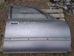 Дверь боковая передняя правая Toyota mark 2 GX81 седан