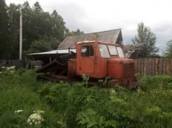 АТЗ ТТ-4. Продается трактор Тт-4 в хорошем техническом састояния