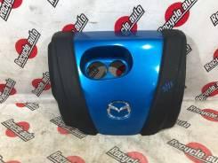 Пластиковая крышка на двс Mazda Demio Dejfs