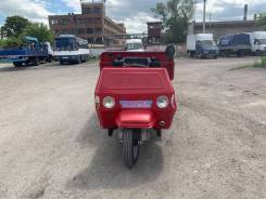 Дизельный трицикл