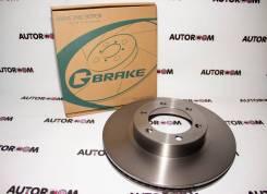 Тормозной диск передний G-Brake GR-02916, Япония GR-02916