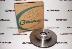 Тормозной диск передний G-Brake GR-20342, Япония GR-20342