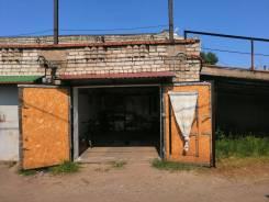Гаражи капитальные. улица Клубная 23, р-н Железнодорожный, электричество, подвал.