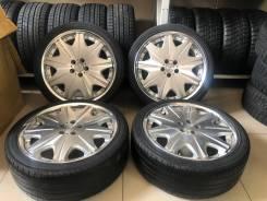 Комплект кованных колёс Work R-18, Alion, Wish, Prius (Япония)