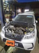 Двигатель Субару Форестер SJG 2012-2016 FA-20F ( DIT) Turbo, 241 HP