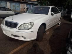 Бампер Mercedes-Benz S-Class S500L. W220. Chita CAR