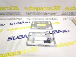 Рамка под номер SUBARU LEGACY