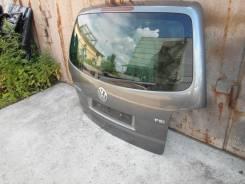 Крышка багажника VW Touran 03-10