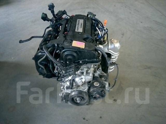 Двигатель Honda Acura 2.4L K24W