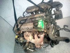 Двигатель T8 без маркировки Kia Clarus 1998