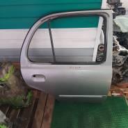 Дверь Nissan March k11 cg10de задняя правая