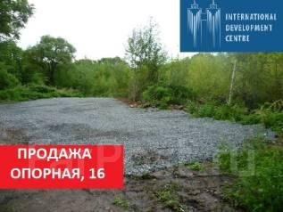 Продается земельный участок г. Владивосток, ул. Опорная, 16. 30 258кв.м., собственность