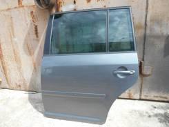 Дверь задняя левая VW Touran 03-10
