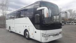 Yutong. Туристический автобус «» Модель ZK 6122 H9 CNG в Екатеринбурге, 51 место, В кредит, лизинг
