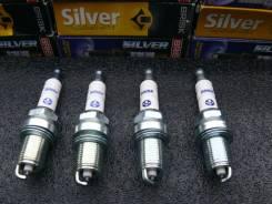 Серебро. Комплект Свечей зажигания Brisk Silver = BKR5EIX, IK16