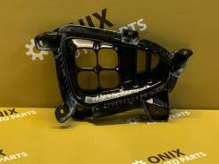 Kia Sorento / Рамка ПТФ передней левой / 86525C5520