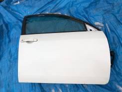 Дверь передняя правая белая(QX1) Nissan Primera TP12