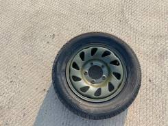 Запаска штамповка 5x139 5,5jj + Dunlop 195/65/R15