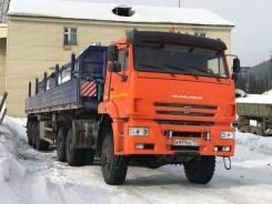 КамАЗ 65225. Продается седельный тягач Камаз вездеход 6*6 65225 НДС 20% включен, 11 762куб. см., 33 360кг., 6x6