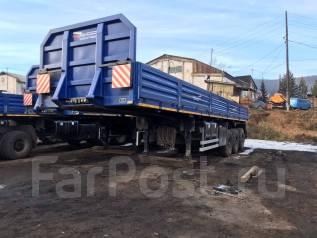 УЗСТ. Продается вездеходный полуприцеп 9174 гп 44 тн., 44 000кг.