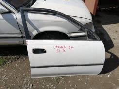 Дверь правая передняя Toyota Carina ST190