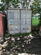 Продам гараж контейнер. улица Лермонтова 79/2, р-н Трудовое