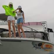 Аренда катера. 12 человек, 50км/ч