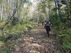 Велосеминар и велопоходы по Приморью