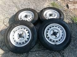 Колеса 145/80R12LT 4x100 4.0J ET40 4 шт