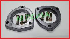 Проставка алюминиевая передней стойки №A22, 54320WF101, 20мм, комплект 2шт. России (8008) A22, 54320WF101, NSSM12F, 540101A108, 540101A115, 54010WA605...