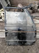 Дверь правая передняя, mitsubishi pajero, L049. 4d56.