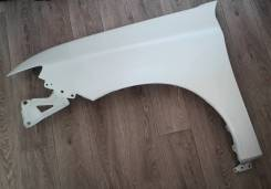 Крыло переднее левое оригинал б/у аутлендер-3 2012-2013 г. в.