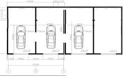 Боксы гаражные. улица Промышленная 7/1 кор. 1, р-н агролес, 65,0кв.м., электричество, подвал.