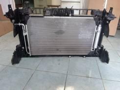 Радиатор двиготеля