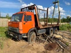 КамАЗ 53229. Продаётся Камаз лесовоз, 14 000кг., 6x4