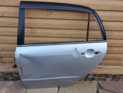 Дверь задняя левая Toyota Runx / Allex Голое железо