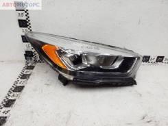 Фара передняя правая Ford Kuga 2 галоген ДХО