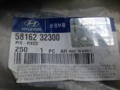 Направляющая тормозного суппорта перед. верхняя Hyundai/KIA 581623230