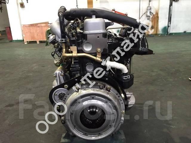 Двигатель FAW CA4D28C4-3A (4JB1-T) для опрыскивателя Туман-2