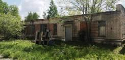 Продаётся 1-этажное капитальное кирпичное здание 246.2 м2, п. Берёзовка. Шоссе Фёдоровское 13, р-н Краснофлотский, 246,2кв.м.